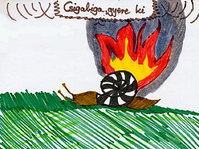 Piller Emese, 11 éves